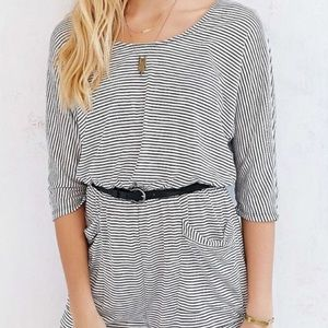 Urban Outfitters BDG Doleman Sleeve Romper
